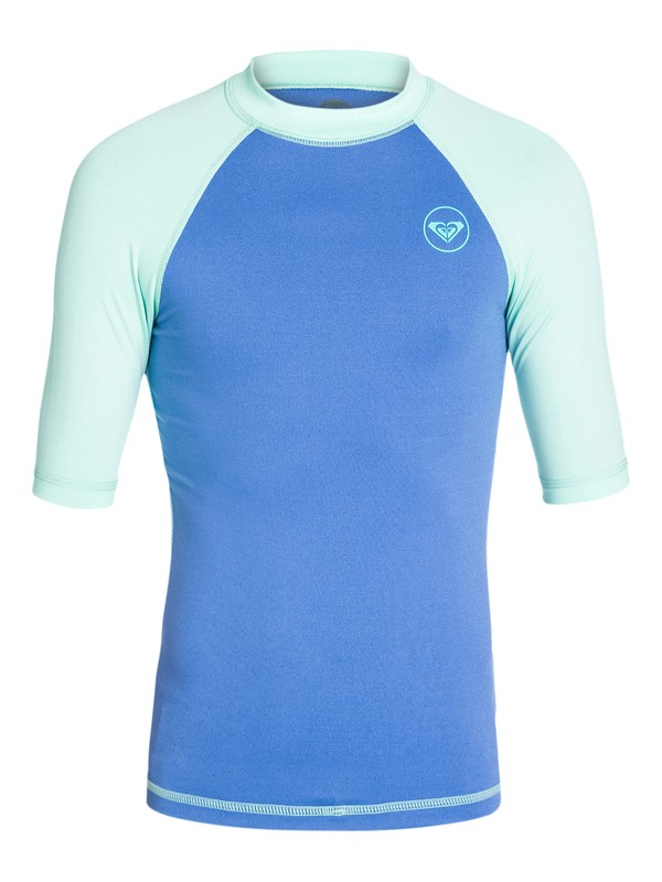 0 Sea Bound - Short Sleeve Rashguard  ARGWR03008 Roxy