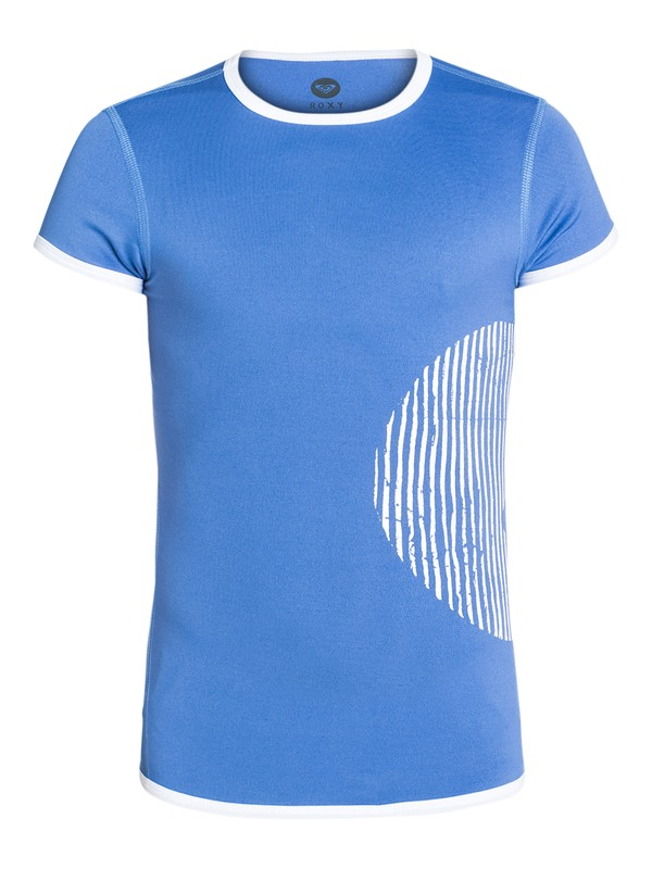 0 Roxy Sunset - Short Sleeve Rashguard  ARGWR03010 Roxy