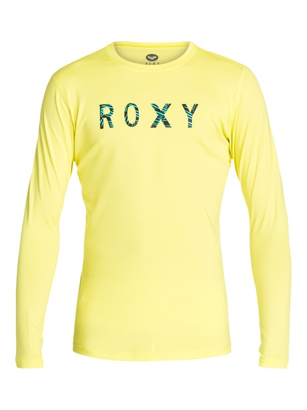 0 Palms Away - Long Sleeve Rash Vest  ARGWR03012 Roxy