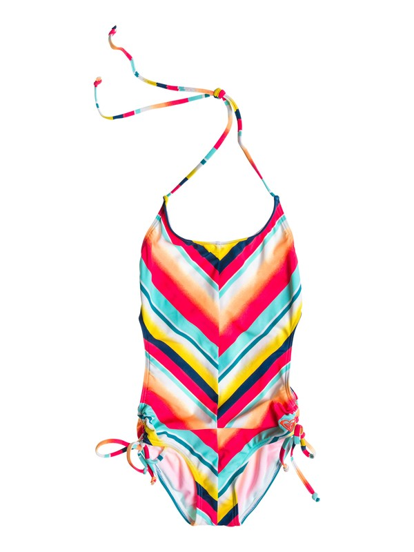 0 Girls 7-14 Sunsetter Tri Monokini  ARGX103000 Roxy