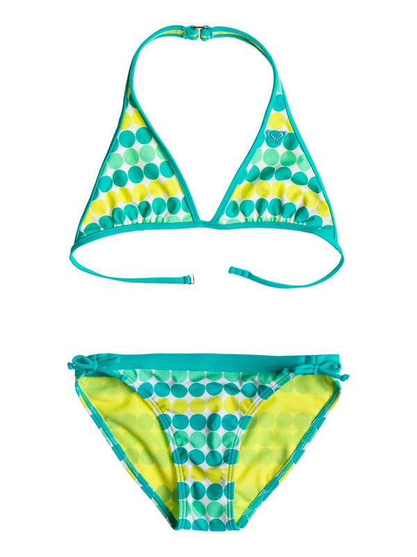 0 Halter Set - Halter Triangle Set  ARGX203022 Roxy