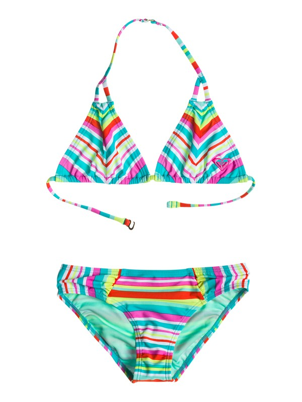0 Tiki Tri Set Stripe - Triangle Set  ARGX203036 Roxy