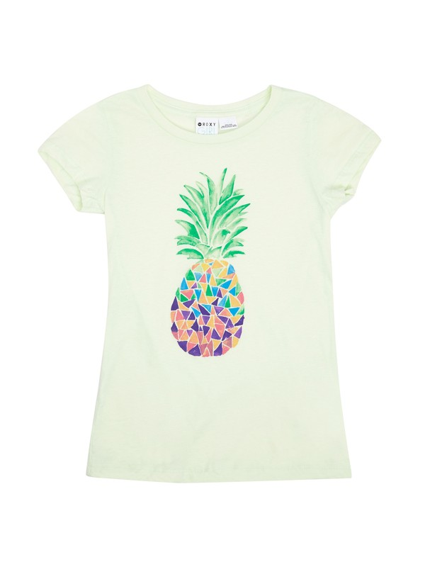 0 Girls 7-14 Geo Pineapple Tee  ARGZT00274 Roxy