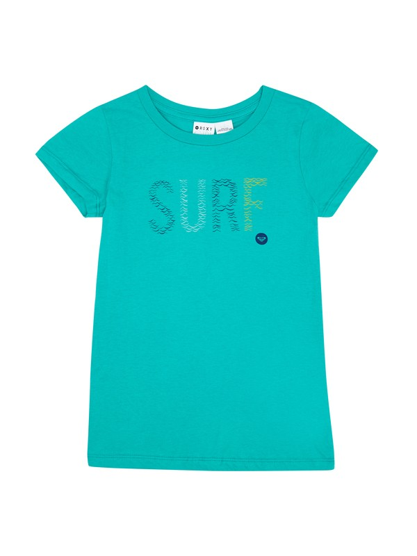 0 Girls 7-14 Surf Tee  ARGZT00281 Roxy