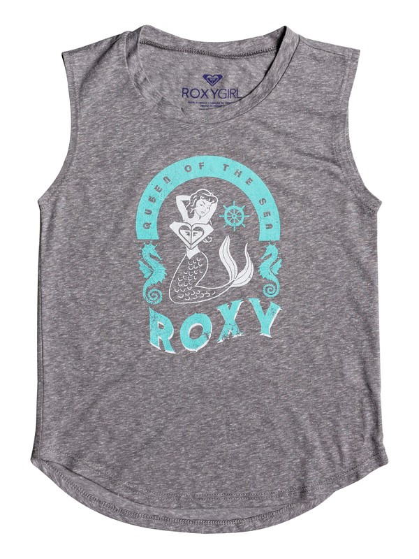 0 Queen Of The Sea - Muscle Vest  ARGZT03142 Roxy