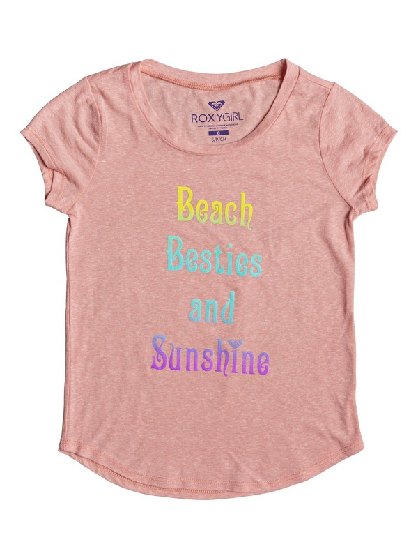 0 BEACH BESTIES FASHION CREW  ARGZT03144 Roxy