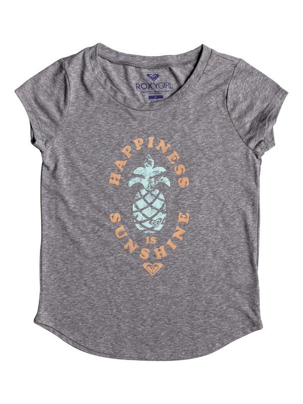 0 Happiness Sunshine - Cap Sleeve T-Shirt  ARGZT03146 Roxy