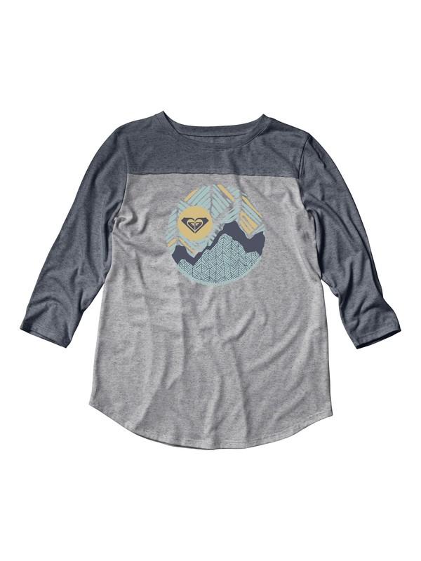 0 Niñas 7-14 Camiseta Manga Larga  Snow Hat  ARGZT03183 Roxy