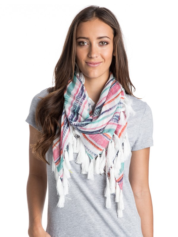 0 Beach Bonfire - Lightweight Scarf  ARJAA03065 Roxy