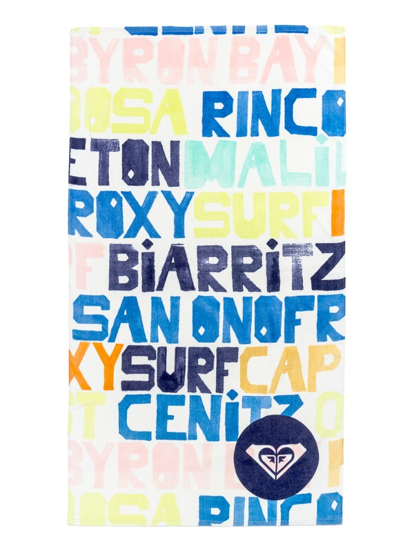 0 Hazy - Beach Towel  ARJAA03076 Roxy