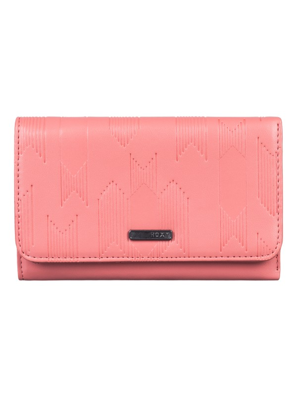 0 Beach Side - Tri-Fold Wallet  ARJAA03104 Roxy