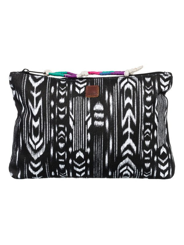 0 Glistening - Printed Cosmetic Bag  ARJAA03110 Roxy