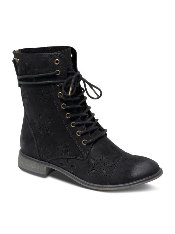 0 Field Lace-Up Boots  ARJB700226 Roxy