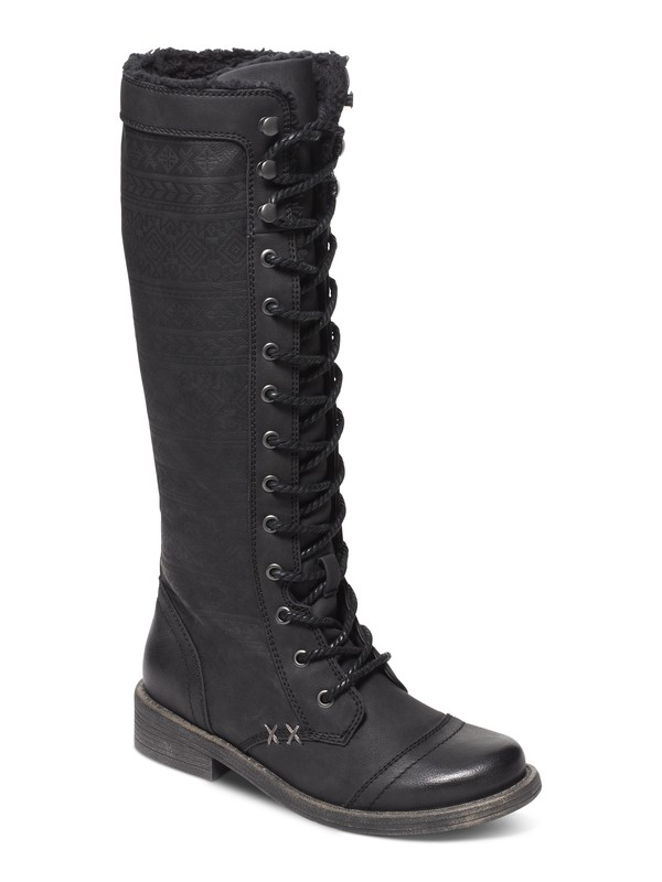 0 Breckenridge Lace-Up Boot  ARJB700269 Roxy
