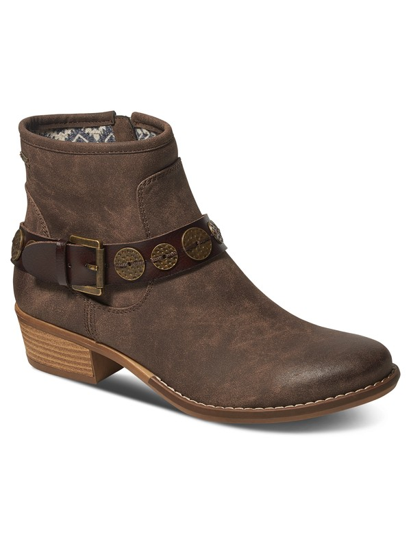 0 Tulsa Heeled Ankle Boots  ARJB700359 Roxy