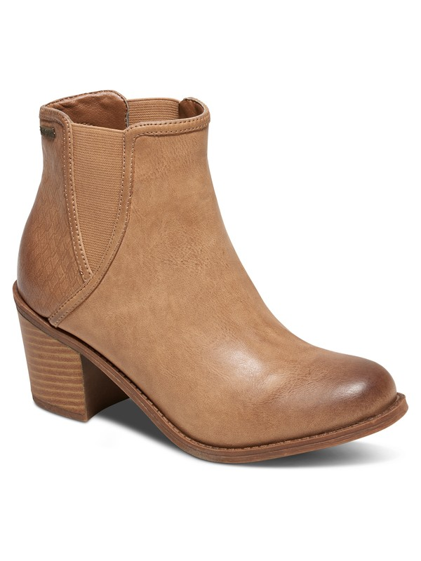 0 Grady Heeled Ankle Boots  ARJB700393 Roxy