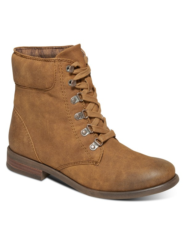 0 Fulton Lace-Up Boots  ARJB700406 Roxy