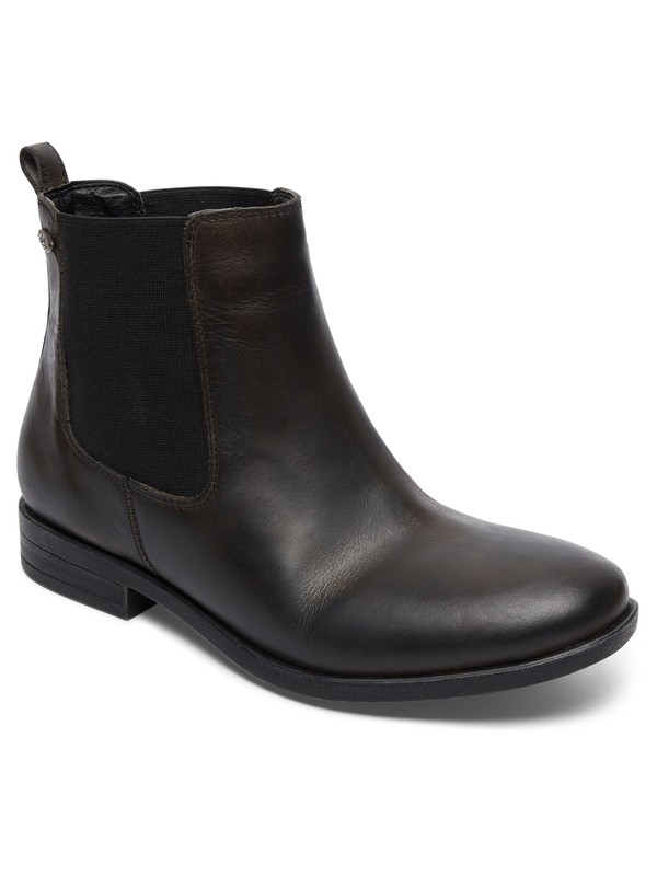 0 Diaz - Leather Chelsea Boots  ARJB700542 Roxy