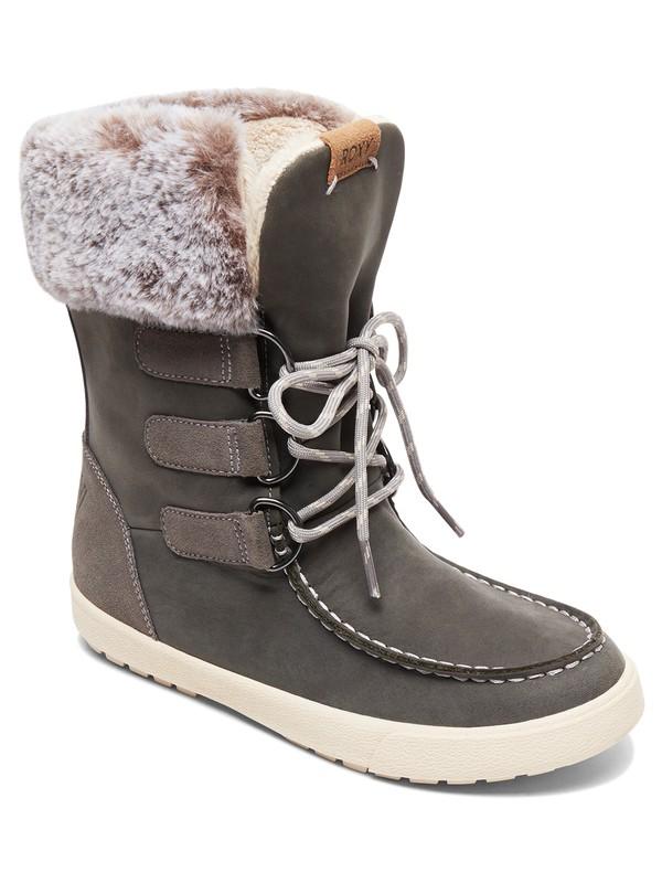 0 Rainier - Botas De Snow para Mujer Negro ARJB700582 Roxy