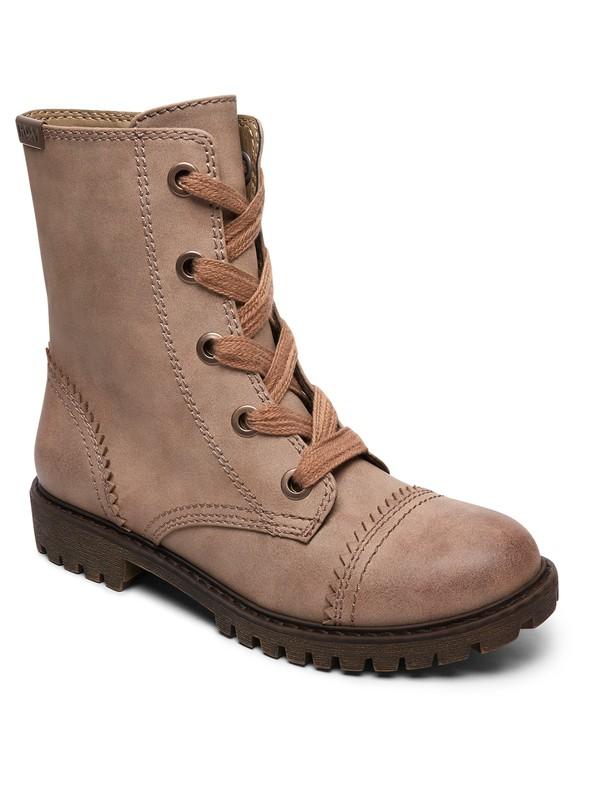 0 Addie LaceUp Boots  ARJB700587 Roxy