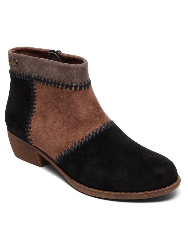 0 Devlin Ankle Boots Black ARJB700593 Roxy