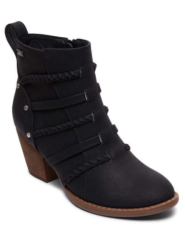 0 Mackay Heeled Boots Black ARJB700595 Roxy