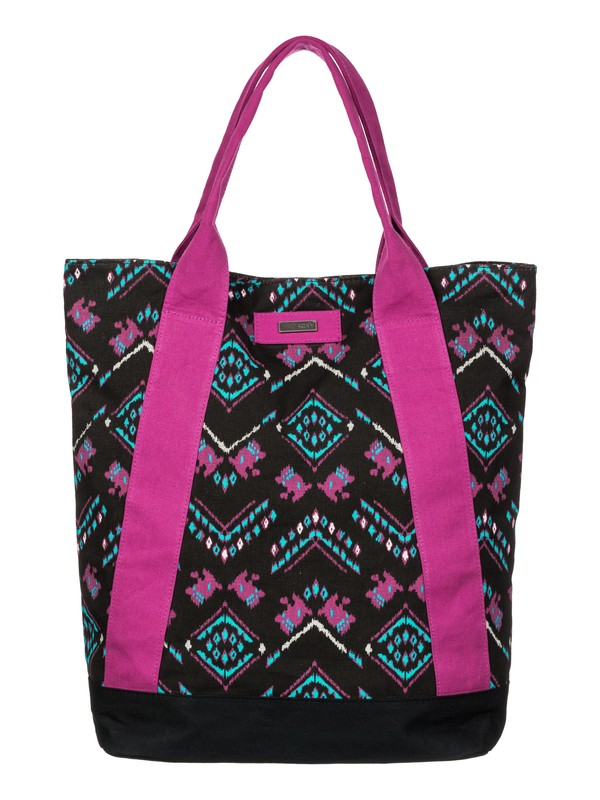 0 Tropical Breeze Beach Tote Bag  ARJBA03054 Roxy