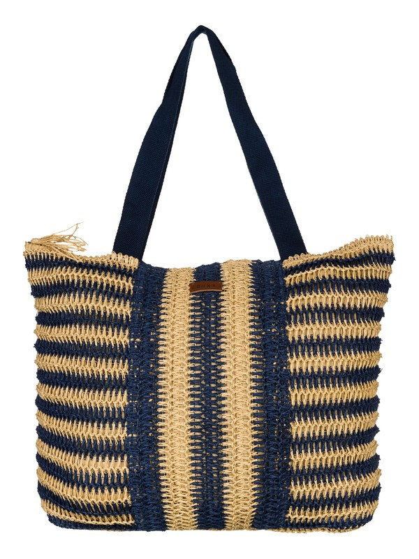 0 Local Spot - Straw Beach Tote  ARJBP03086 Roxy