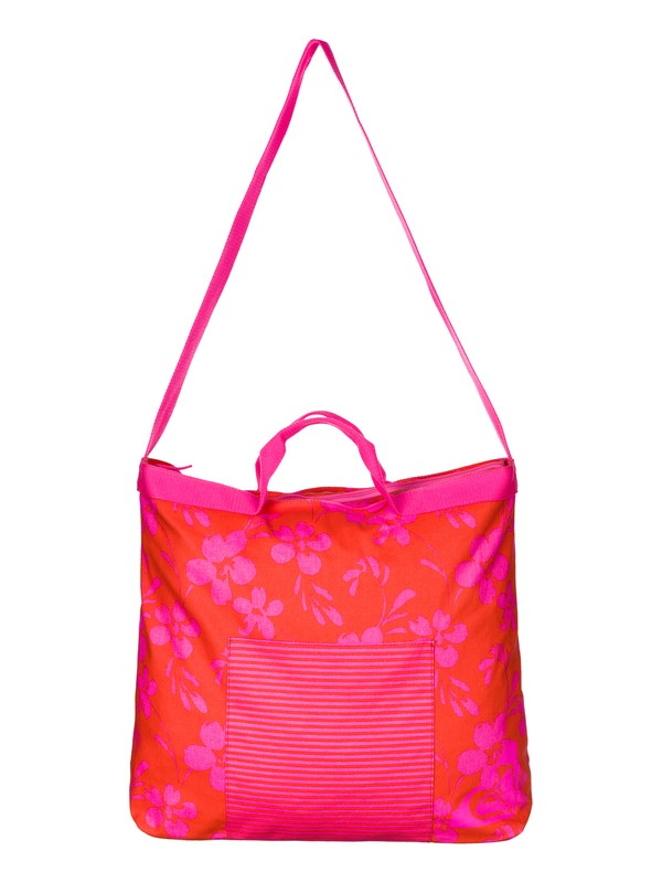 0 Sun Rays - Cotton Canvas Tote Bag  ARJBP03092 Roxy