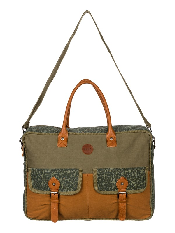 0 Occupy - Canvas Shoulder Bag  ARJBP03095 Roxy