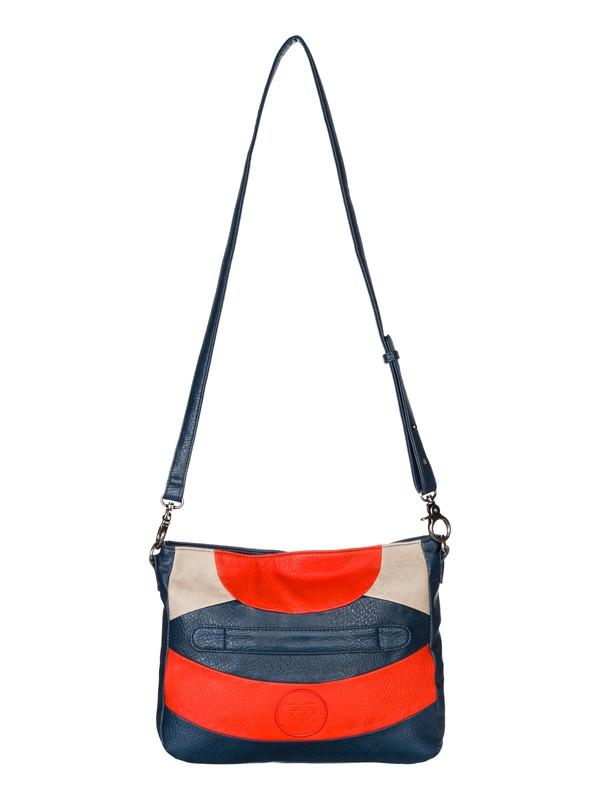 0 Seaside - Faux Leather Shoulder Bag  ARJBP03098 Roxy
