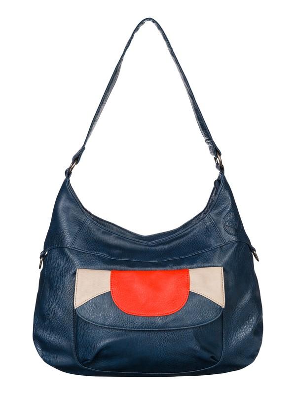 0 Duffy - Faux Leather Shoulder Bag  ARJBP03099 Roxy