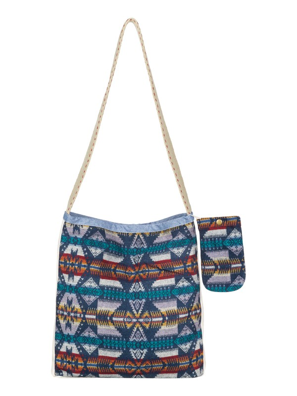 0 Terrain Tote Bag - Pendleton & Roxy Collaboration Tote Bag  ARJBP03111 Roxy