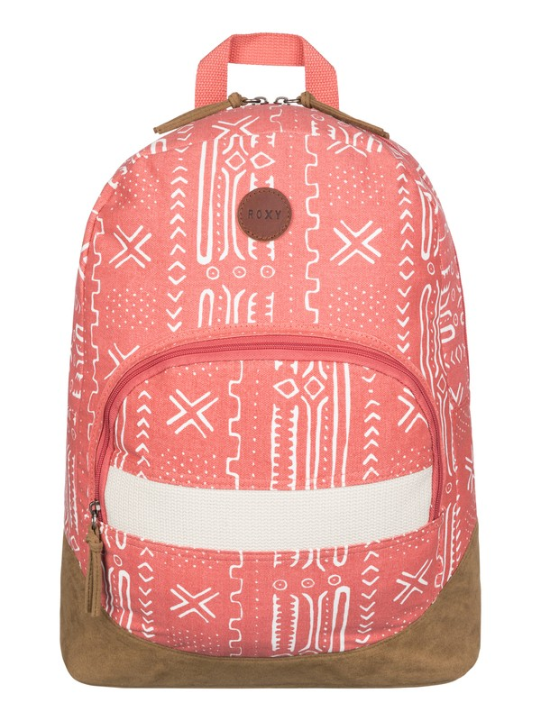 0 Bombora Canvas Backpack  ARJBP03126 Roxy