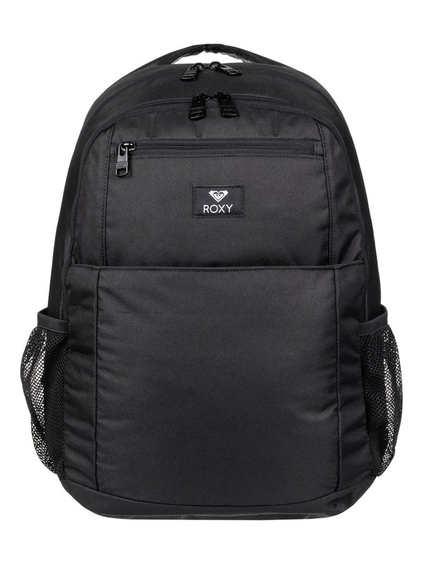 0 Here You Are 23.5 L Medium Backpack Black ARJBP03208 Roxy