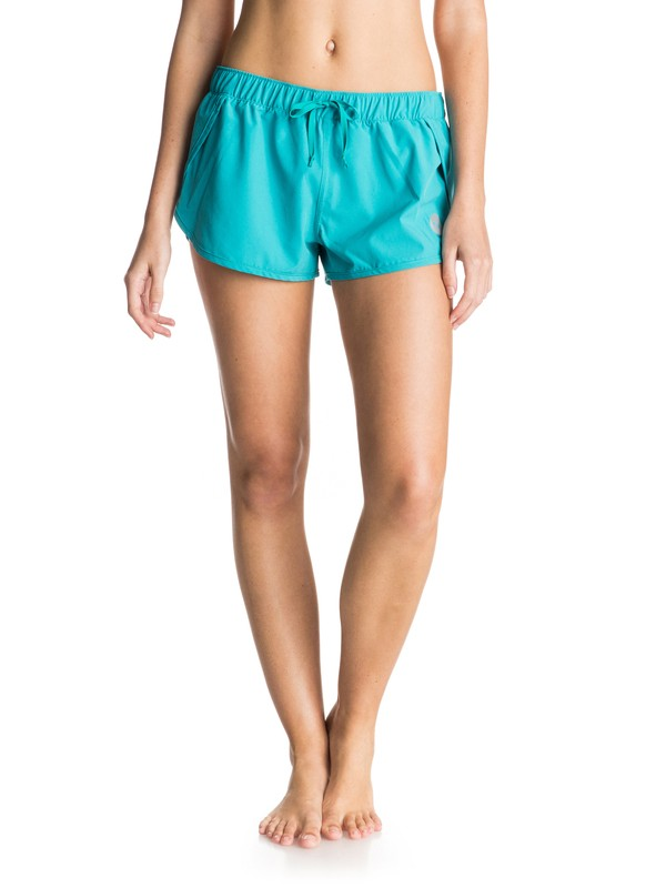 "0 Lo Down 2"" Shorts  ARJBS03063 Roxy"