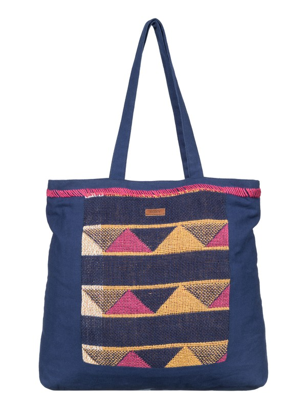 0 Pin And Needle Tote Bag  ARJBT03003 Roxy