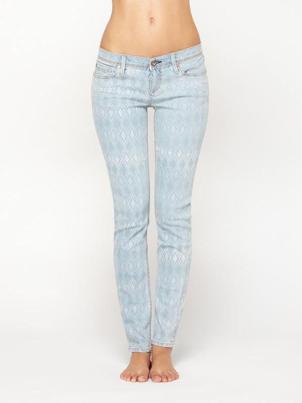 0 Sunburner Tonal Jeans  ARJDP00007 Roxy