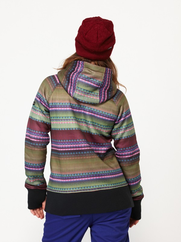 0 Easy Rider Fleece  ARJFT00197 Roxy