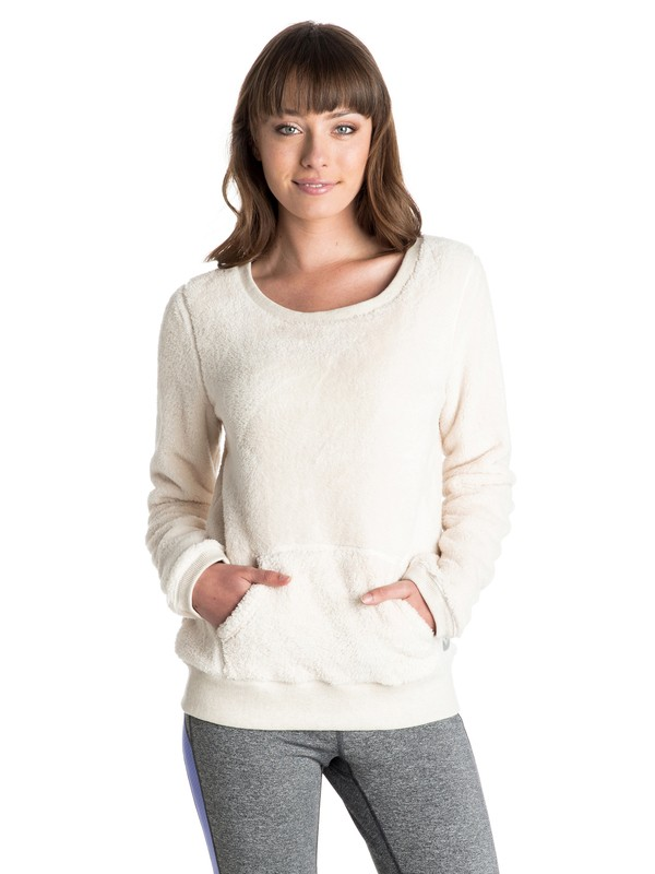0 Cozy Up Pullover Sweatshirt  ARJFT03129 Roxy