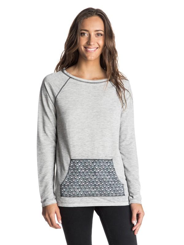 0 Vendetta Pullover Sweatshirt  ARJFT03289 Roxy