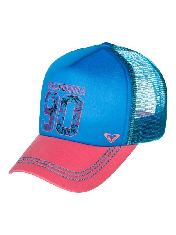 0 Truckin' - Trucker Hat  ARJHA03033 Roxy