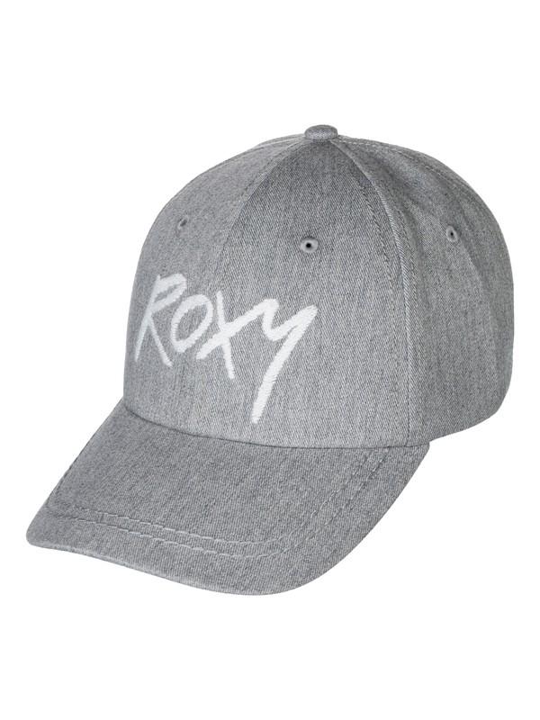 0 Extra Innings - Brushed Cotton Baseball Cap  ARJHA03035 Roxy