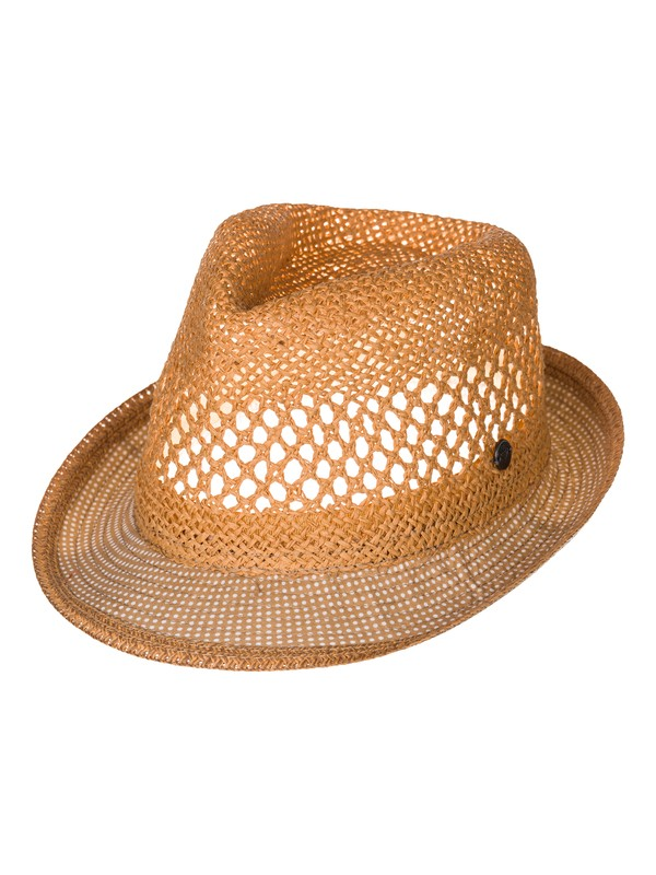 0 Talk About It - Straw Hat  ARJHA03090 Roxy
