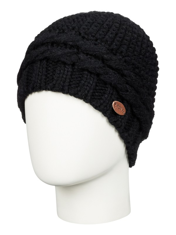0 Sea Margin Fitted Beanie  ARJHA03095 Roxy