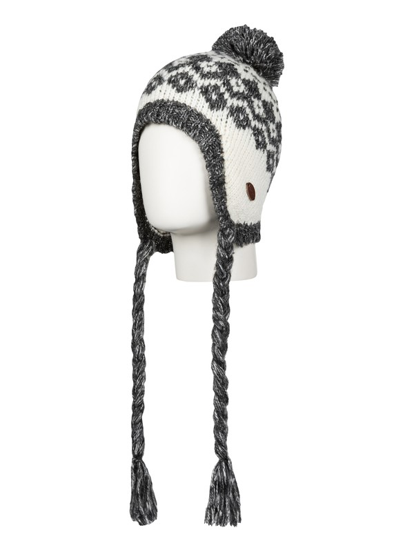 0 Down Rail - Ear-Flap Beanie  ARJHA03097 Roxy