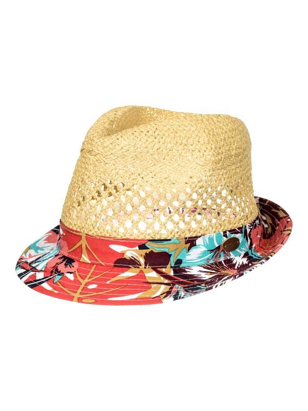 0 Free Falls - Straw Hat  ARJHA03104 Roxy