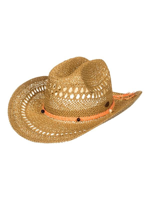 0 Rake Straw Hat  ARJHA03108 Roxy