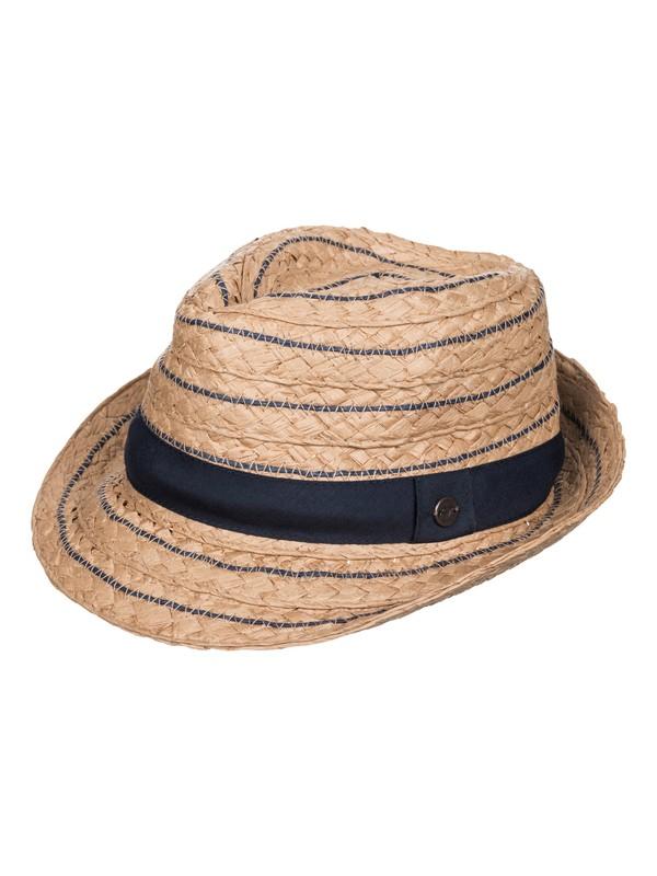 0 Ocean Liner Straw Hat  ARJHA03138 Roxy