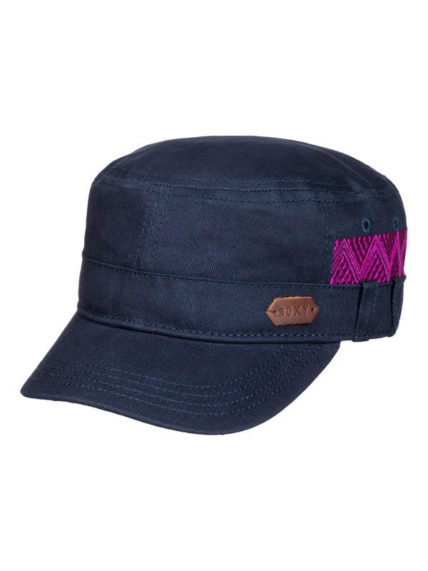 0 Surfs Up Military Hat  ARJHA03156 Roxy